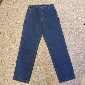 L.L. Bean Carpenter Jeans 32 by 34